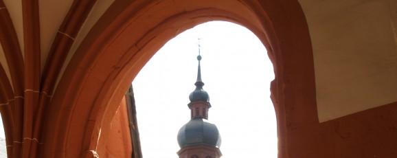 Ein Kloster im Namen der Rose