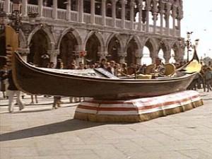 Venedig - Mooraker
