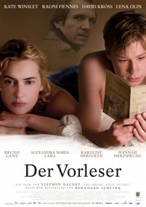 Der Vorleser - Plakat