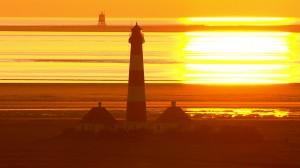 Nordsee - Leuchtturm