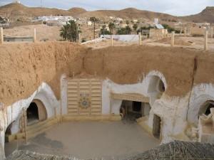 Star Wars - Hotel Sidi Driss
