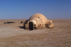 Star Wars - Lars Homestead - Mark Dummel - vorher