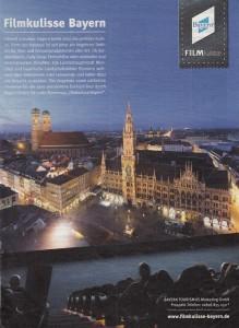 Filmkulisse Bayern - Blog